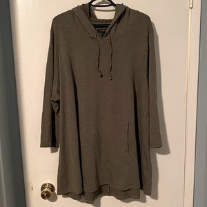 🌻3/$30🌻 Lane Bryant swing tunic hoodie 22/24